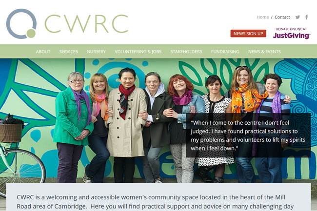 Cambridge Womens Resources Centre