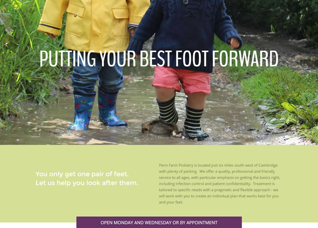 Penn Farm Podiatry