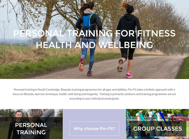 Flo Fit personal training