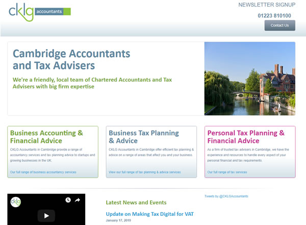 CKLG accountants
