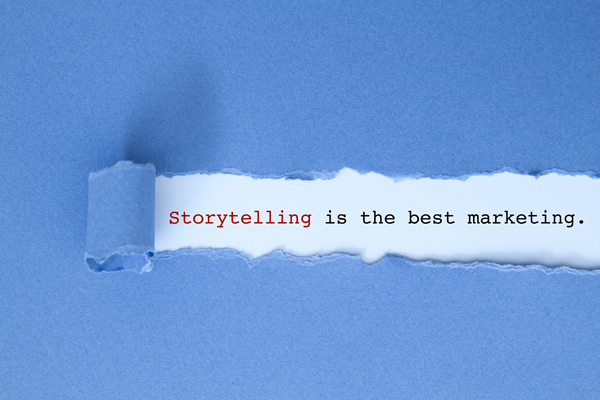 Storytelling is the best marketing