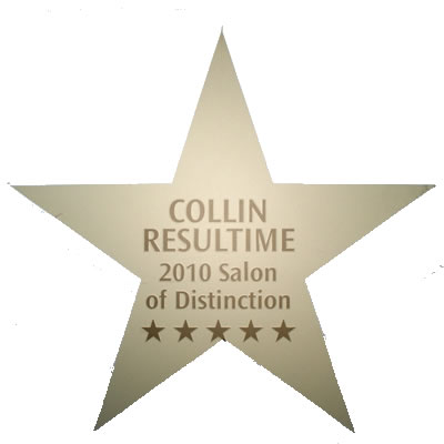 Salon of distinction award